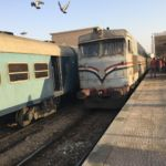 なんてこった!エジプトでは時間通りに電車が来ない!