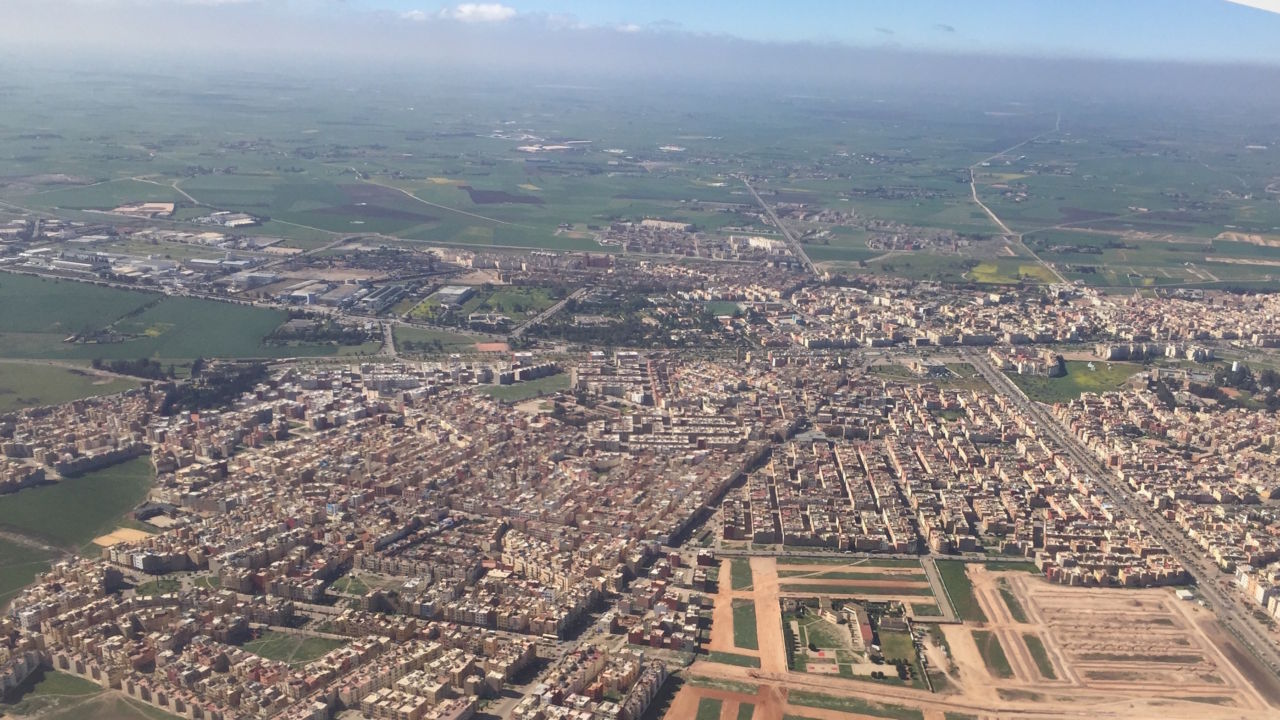 Casablanca-airpic