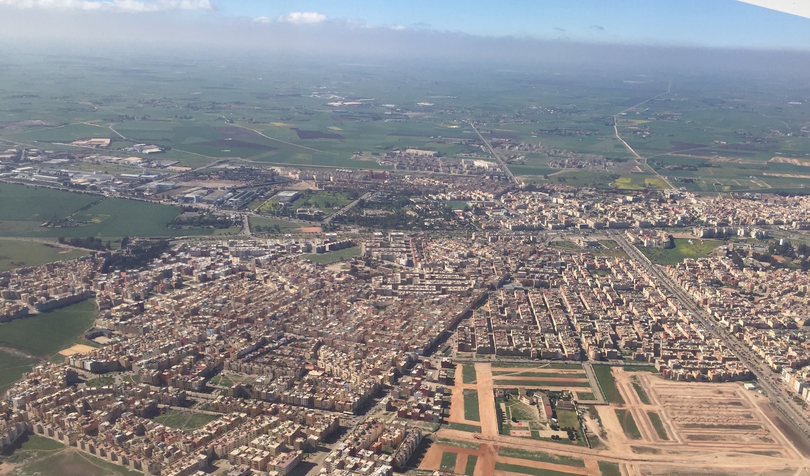Casablanca-airpic