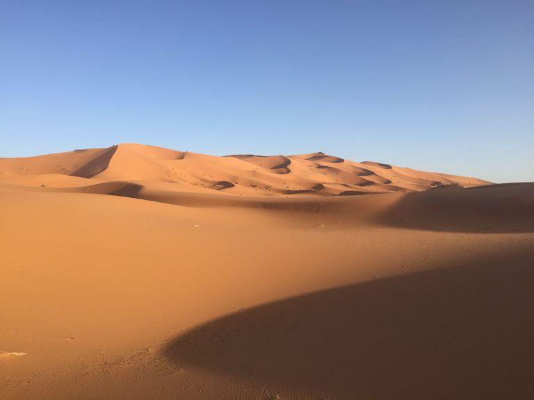 サハラ砂漠の写真