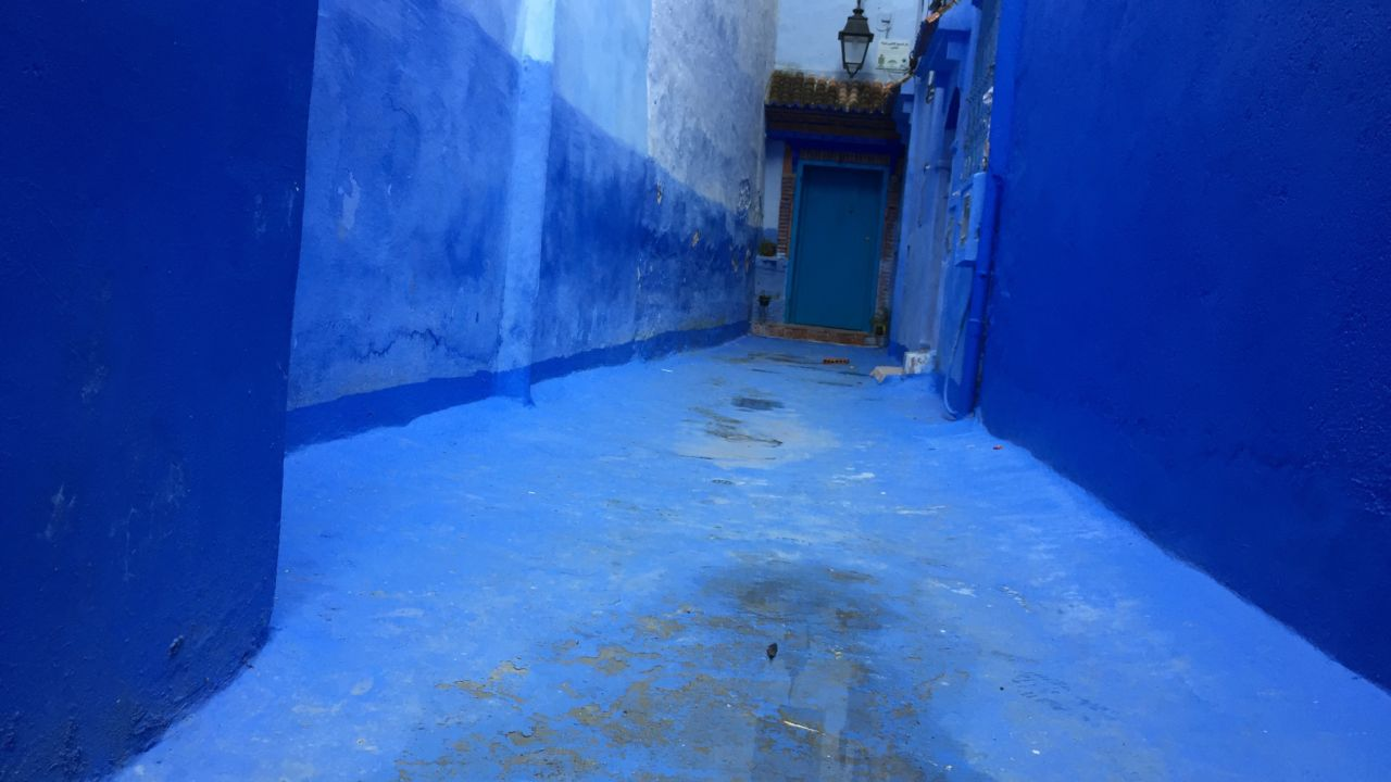 blue-houses