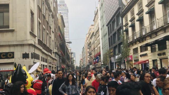 mexicocity street